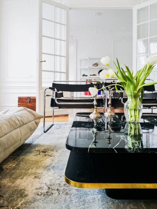 Interior design in Paris, by Authentic Interior design studio, Aida Sniraite