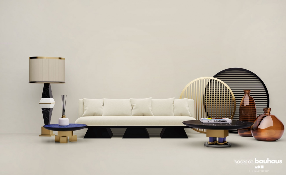 Editor's Picks: Bauhaus Inspired Design Objects