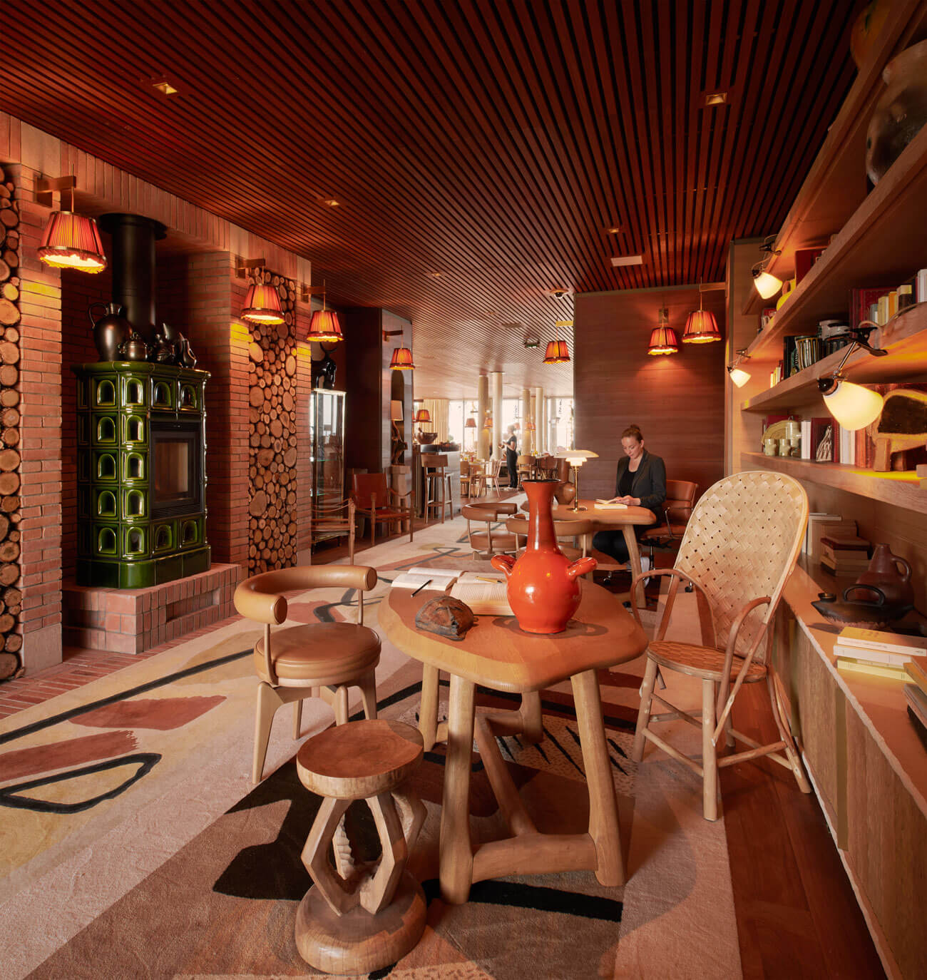 Raw Luxury Meets Authenticity In This Hotel Interior In Provence_authentic interior