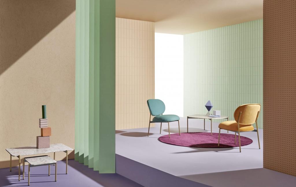 Pedrali, Blume by Sebastian Herkner, design made in italy by pedrali furniture
