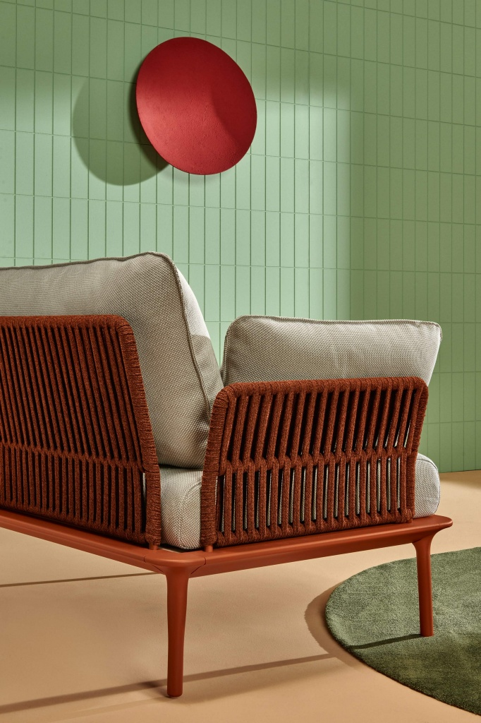 Pedrali, Reva Twist by Patrick Jouin design made in italy by pedrali furniture