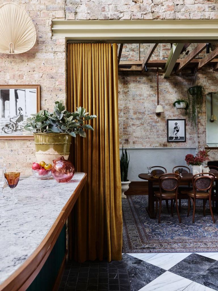 Unique Heritage Bar Interior In Sydney Designed Layering Authentic Materials  | Bar Interior | Bar Design | Restaurant design | Restaurant Interior | Interior Design